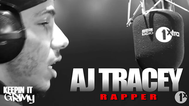AJ Tracey  Fire In The Booth  VIDEO  40d57eaf9