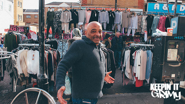 Please Help Fund My Uncles A-Z Grime Tour of London