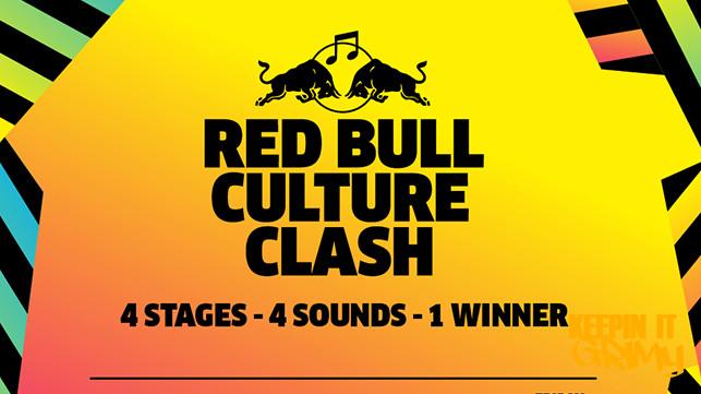 Recap: Red Bull Culture Clash 2016