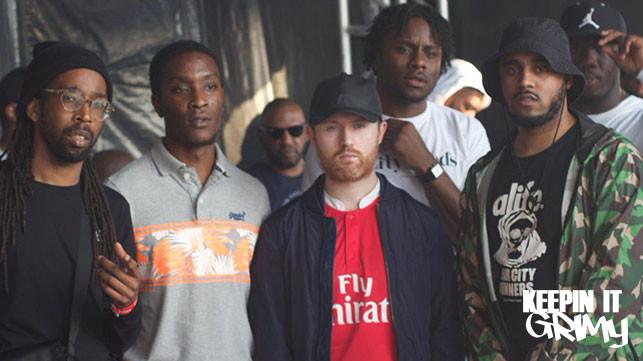 Dexplicit 'Mean MC's ft. Bruza, Jammer, Jammz & Discarda' AUDIO