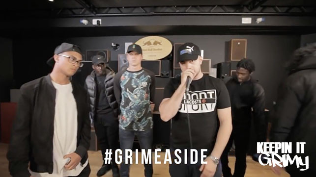 Red Bull 'Grime-A-Side' – Quarter Final 3 LEICESTER VS SHEFFIELD