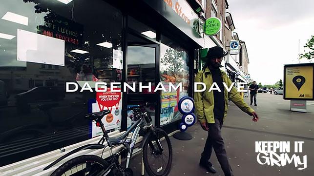 Jammer 'Dagenham Dave' VIDEO
