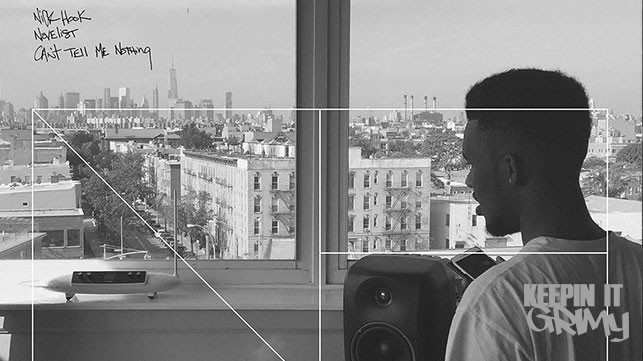 Nick Hook ft. Novelist 'Can't Tell Me Nothing' VIDEO