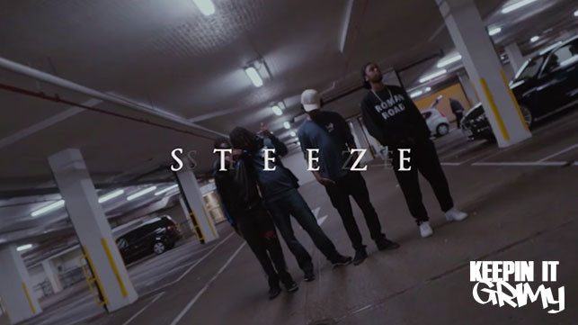 Tizzy Gang 'Steeze' VIDEO