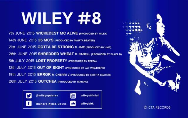 wiley singles Greatest hits is the 2007 debut album from north london grime mc skepta this is the first official boy better know national release this track is.