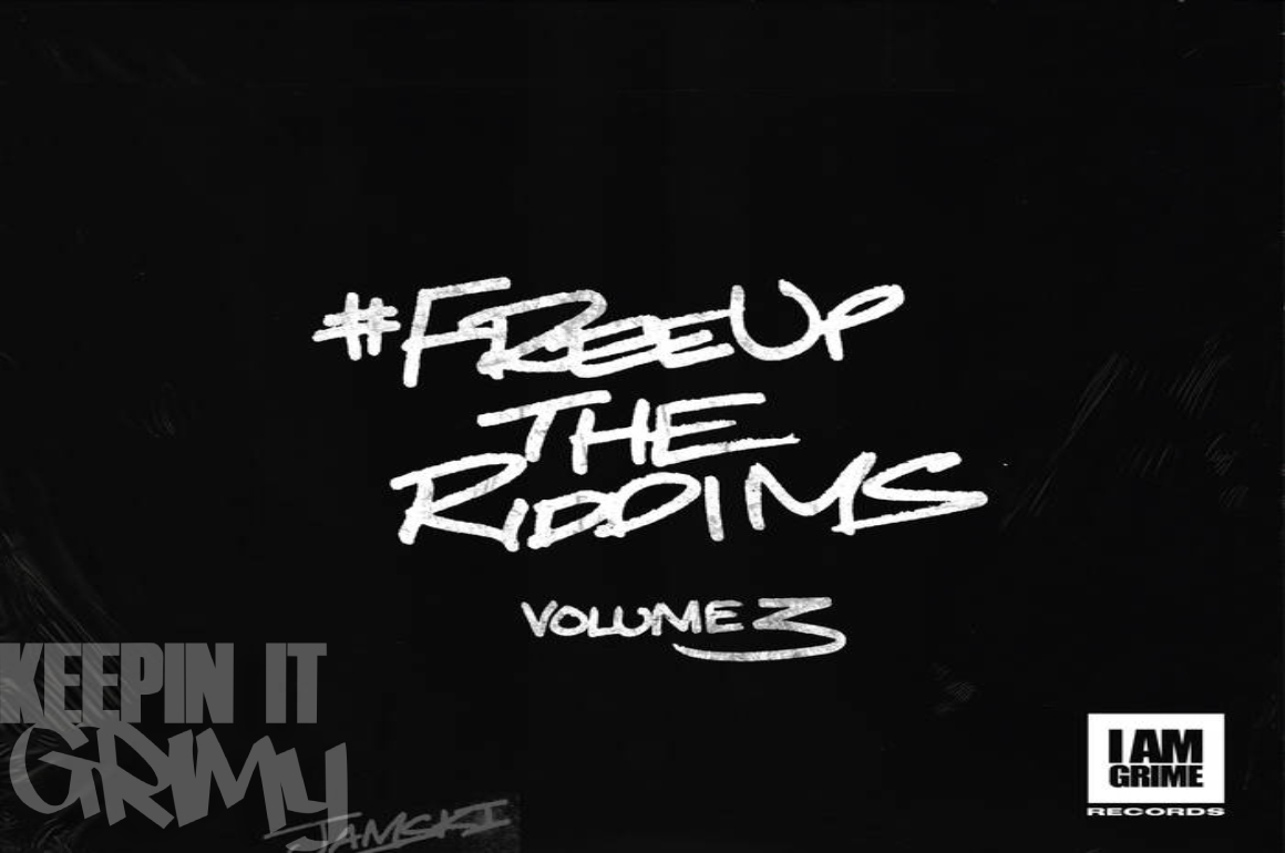"RELEASE: Jammz drops new instrumental pack with ""Free Up The Riddims Volume 3"""
