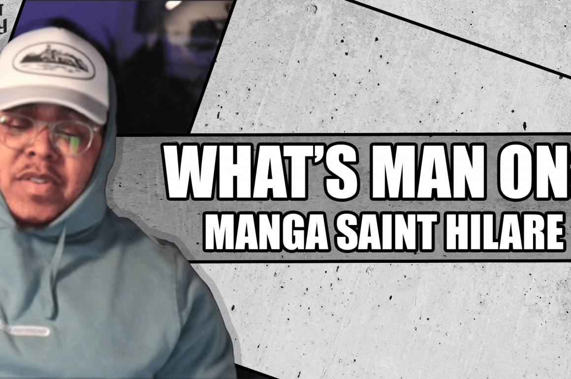 "VIDEO: Manga joins Keepin' It Grimy for latest ""What's Man On?"" episode"