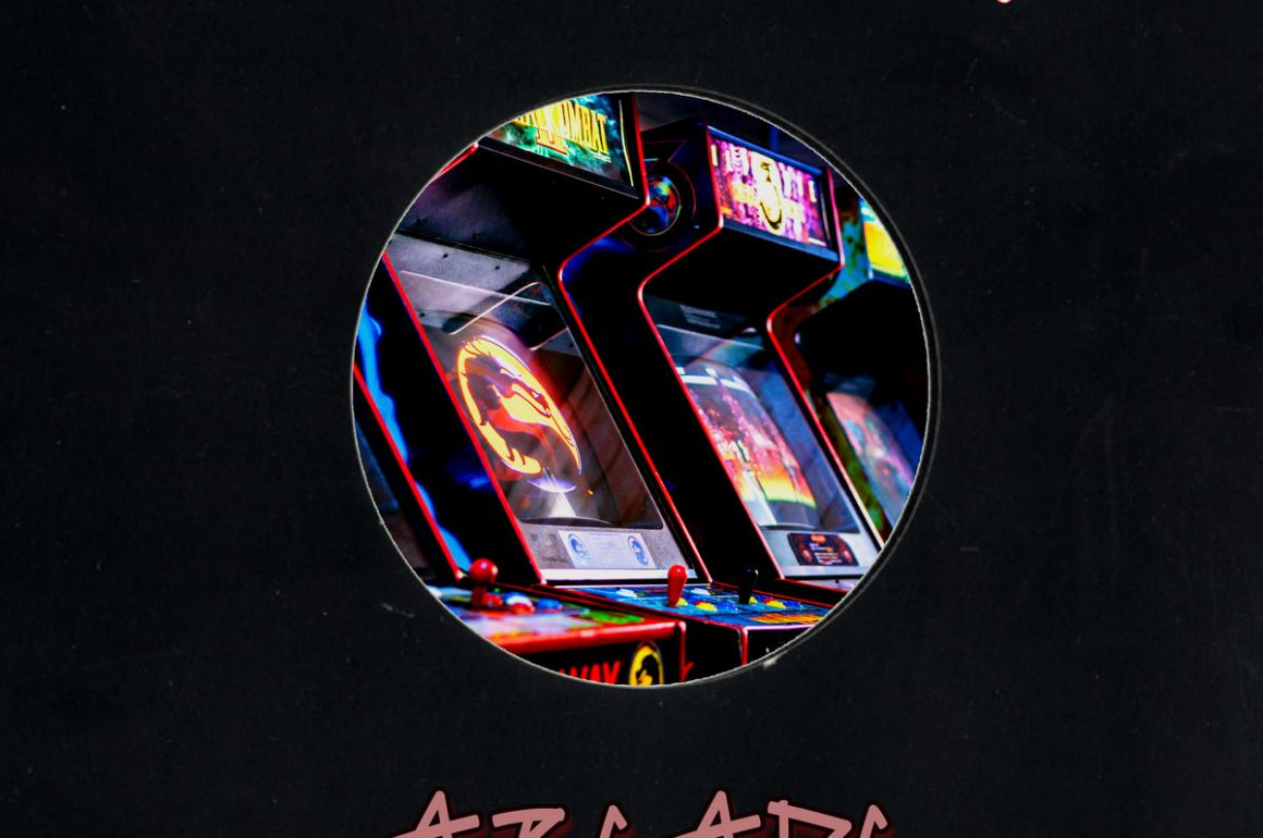 RELEASE: Jakebob and Beanzo present 'Arcade'