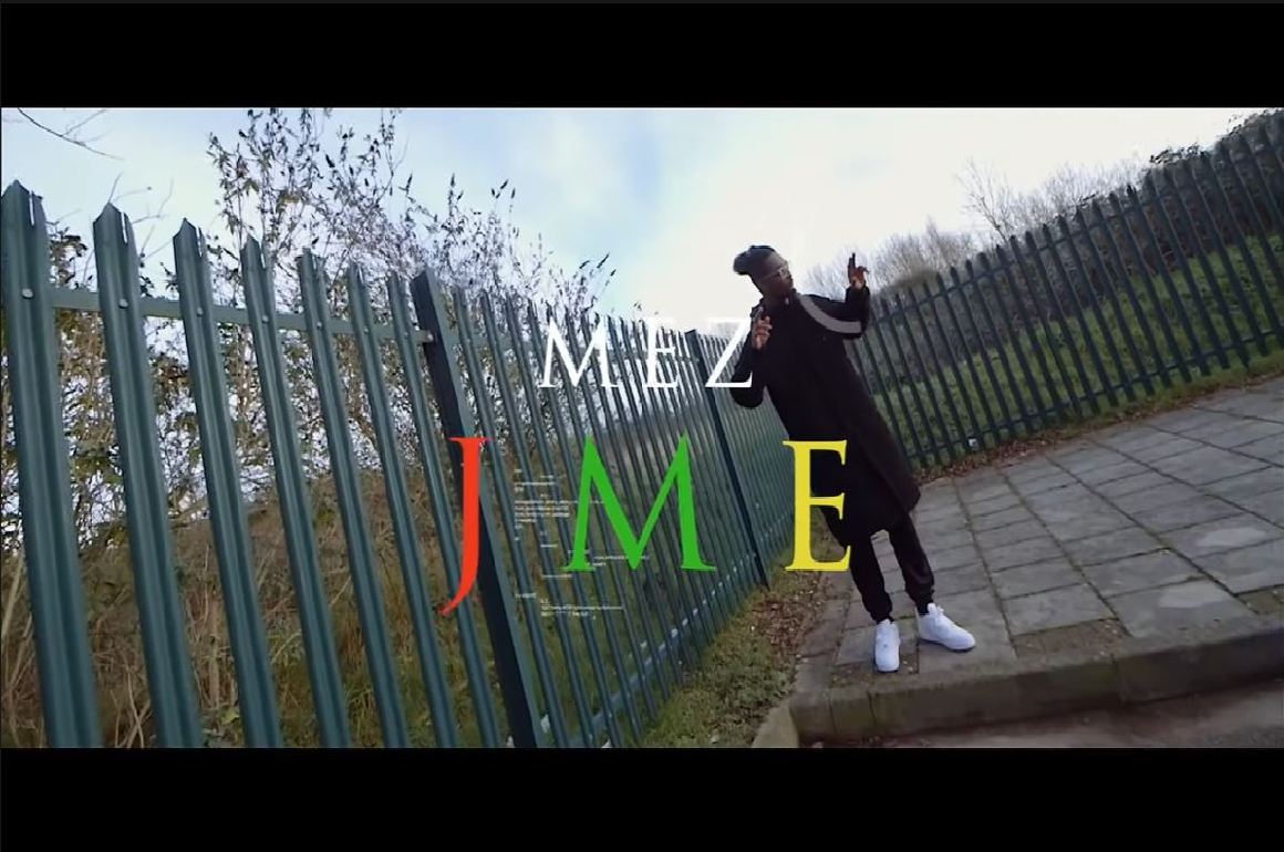 VIDEO: Mez pays homage with energetic release titled 'JME'