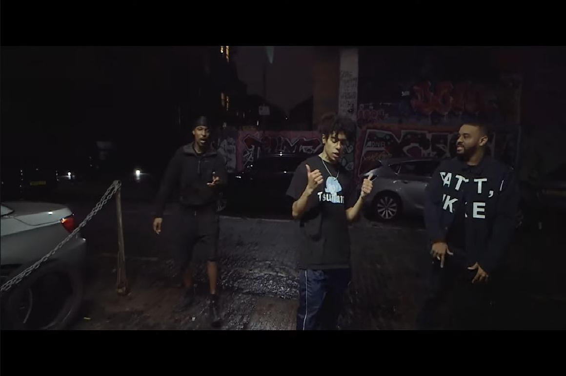 VIDEO: SBK tells us to 'Be Careful' with latest release, featuring JME & Shorty