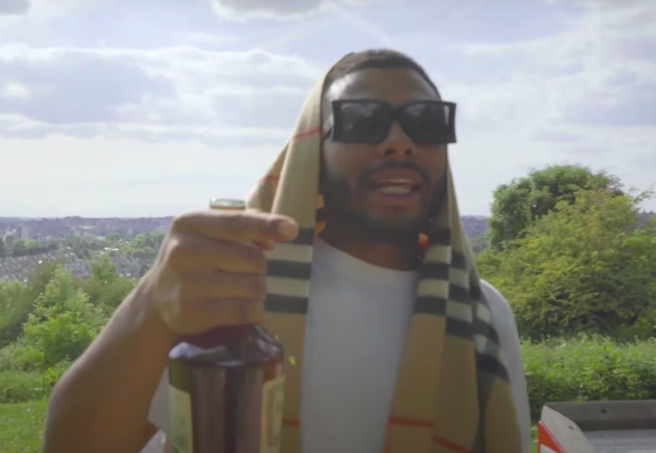 VIDEO: Snowy brings the vibes for his new single 'RECKEH'.