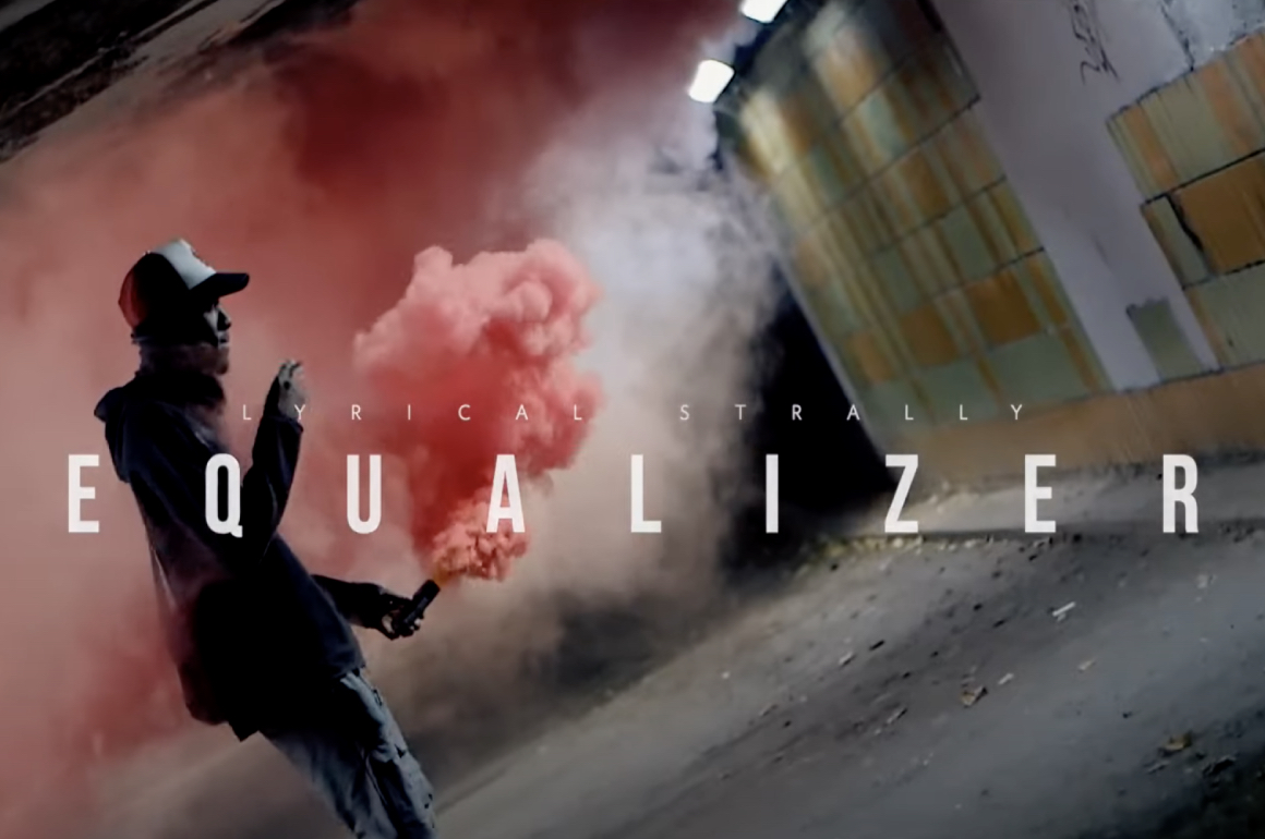 VIDEO: Lyrical Strally sets the score on latest drop 'Equalizer'