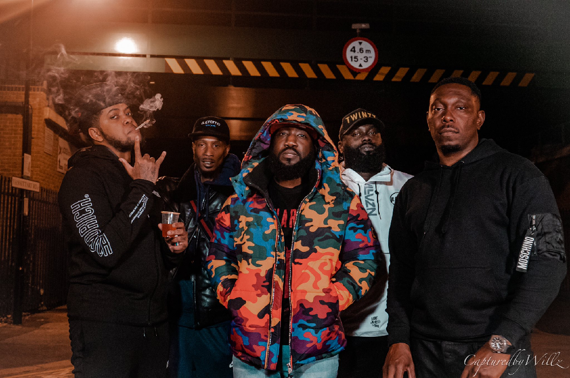 VIDEO: P Money & Silencer hail Chip, D Double E, and Dizee Rascal for 'Stuttering' visuals